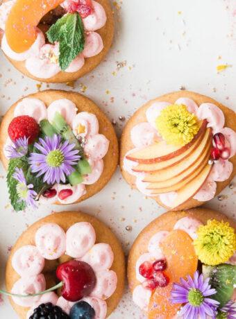 Easy Peasy Fruit Cakes
